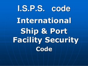 Isps code, port facilities a Mazara del Vallo